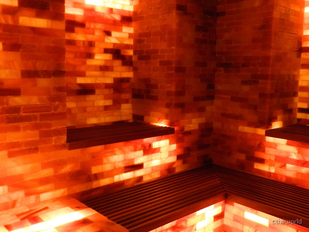 Sea Salt Sauna by ctheworld