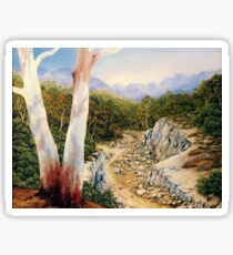 DRY RIVER BED Sticker