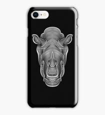 Rhino iPhone Case/Skin