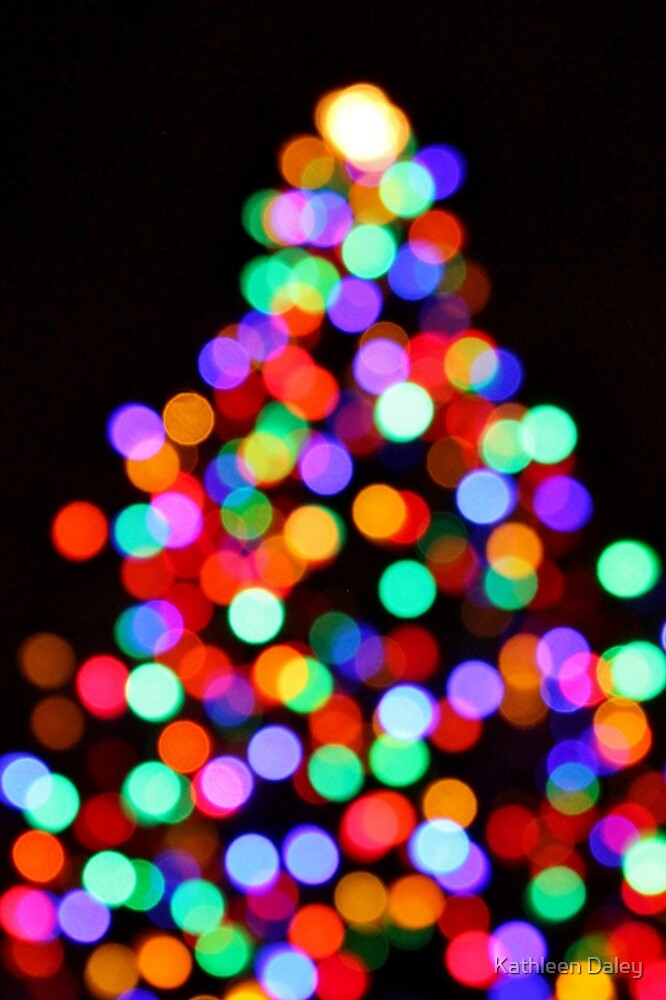 Oh Christmas Tree, Oh ... by Kathleen Daley