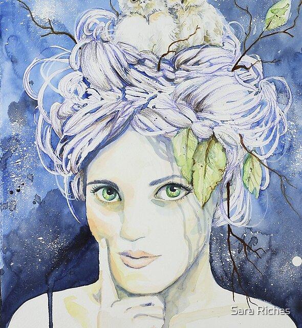 Athena by Sara Riches
