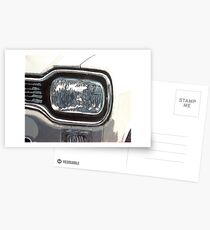 Mk.1 Ford Escort Headlamp Postcards