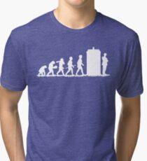 Evolution Doctor! Tri-blend T-Shirt