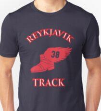 Reykjavik Track Unisex T-Shirt