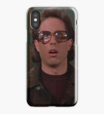 Jerry Seinfeld Glasses iPhone Case/Skin