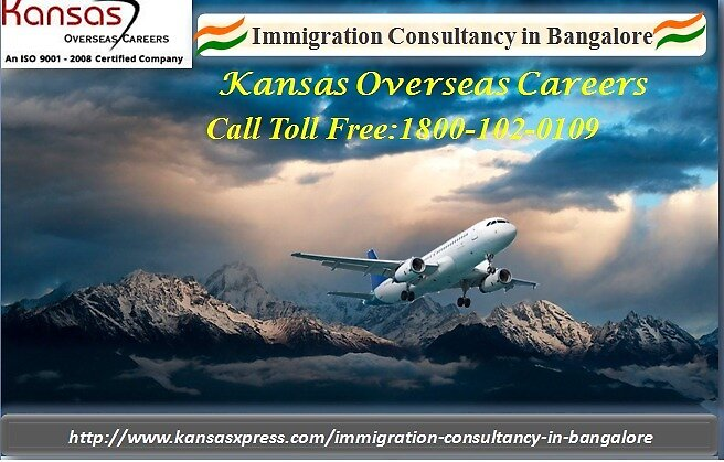 Immigration Consultants in Bangalore by Kansasexpress