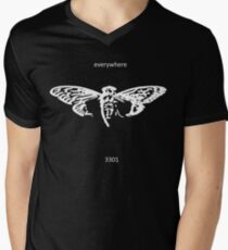 Cicada 3301 everywhere white T-Shirt