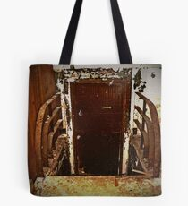 To The Right Tote Bag