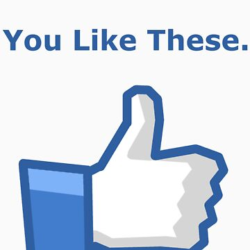 You Like These Facebook Thumb by DockMaster