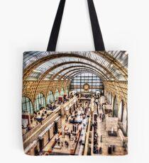 Musée d'Orsay, Paris Tote Bag