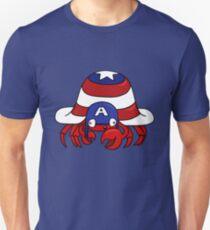 CRABTAIN AMERICA T-Shirt
