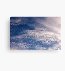 Clouds-11 Canvas Print