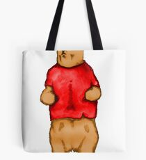 Poo The Bear Tote Bag