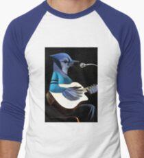 BLUE JAY PLAYING GUITAR TEE SHIRT & VARIOUS APPAREL.. T-Shirt