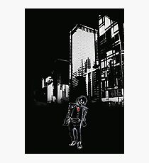 Dark Joker Photographic Print