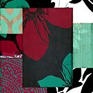 Milan High End Elegant Pattern Patchwork by mindydidit