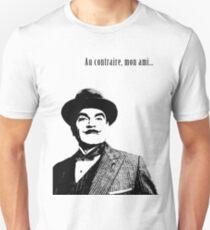 Camiseta ajustada Poirot Hercule