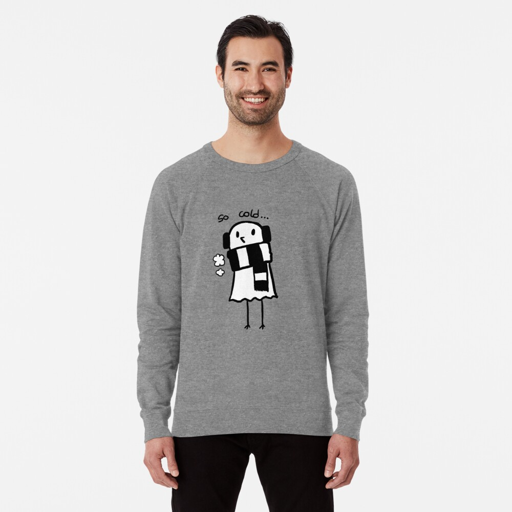 Winter Punpun  Lightweight Sweatshirt