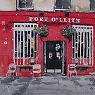 Port O' Leith by Ross Macintyre