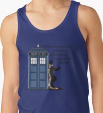 Hitch-hiking Doctor Tank Top