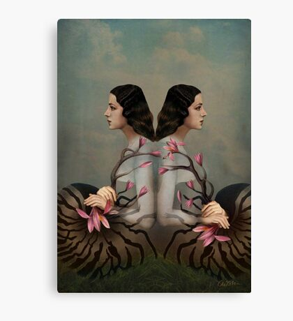 Cocoon 2 Canvas Print