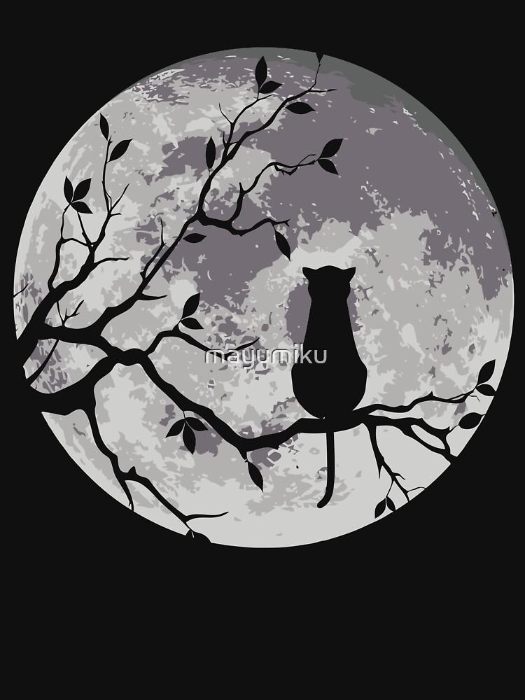 Die Katze und der Mond von mayumiku