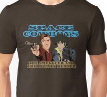 Space Cowboys Spike & Mal Unisex T-Shirt