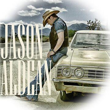 Jason Aldean jazz COuntry by jancux