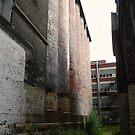 Forgotten Alley by MMPhotography