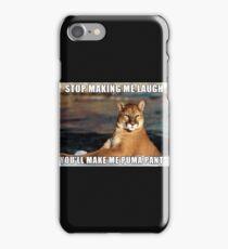Puma Pants iPhone Case/Skin