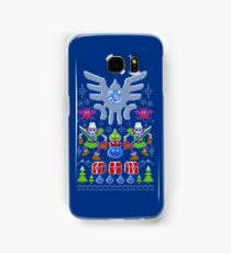 Dragon Quest Ugly Sweater Samsung Galaxy Case/Skin
