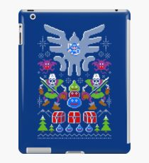 Dragon Quest Ugly Sweater iPad Case/Skin