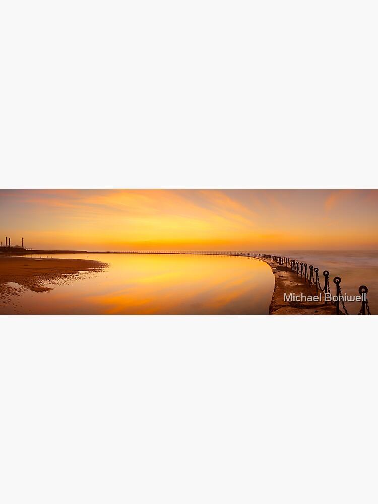 Canoe Pool, Newcastle, New South Wales, Australia by Chockstone