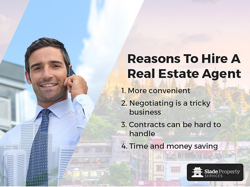 Reasons To Hire A Real Estate Agent by Slade Property  Services
