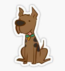 Scooby-dooby-doo.. Sticker