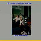 """COME LET US DANCE"" by Norma-jean Morrison"