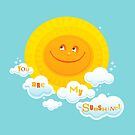 You Are My Sunshine! by rusanovska