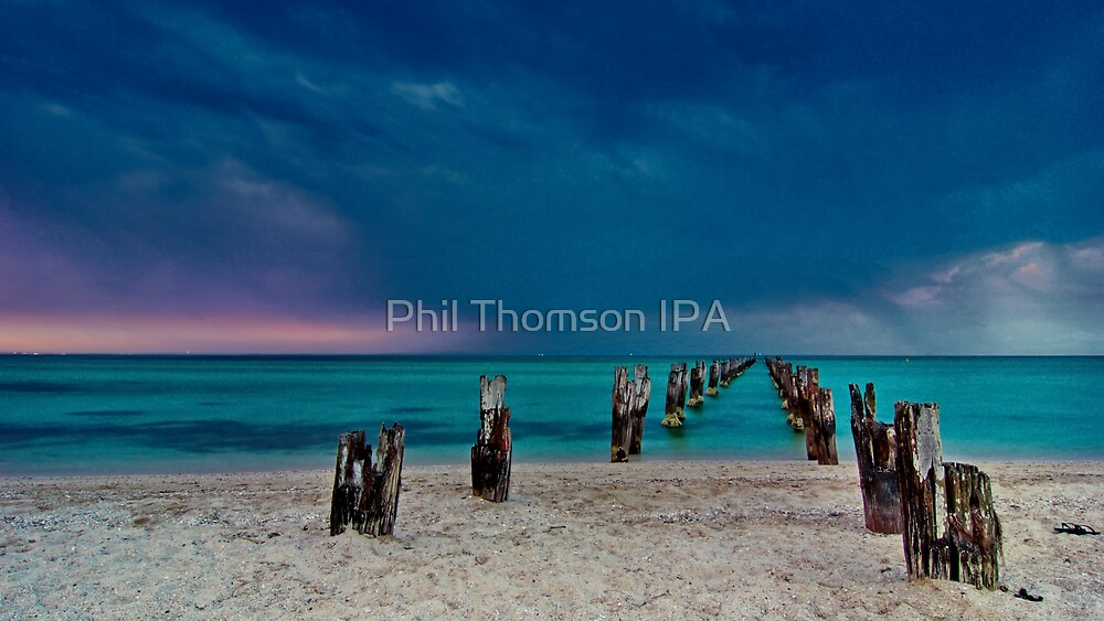 """Evening Hush"" by Phil Thomson IPA"