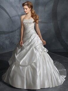wedding dress by JaneShaw27