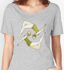 Retro Synchronised Swimmers Women's Relaxed Fit T-Shirt