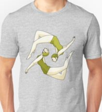 Retro Synchronised Swimmers Unisex T-Shirt