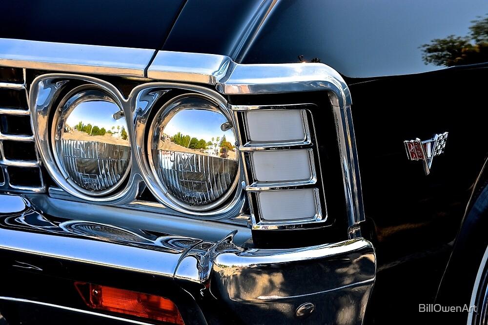 1969 Chevy Impala by BillOwenArt