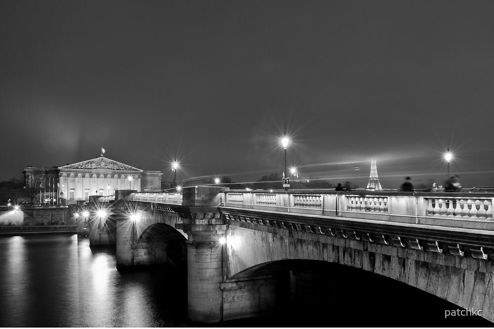 Paris traffic by patchkc