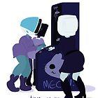 Computer Games by IndigoLiz