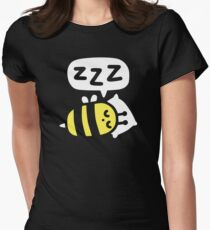 Slumber Bee Women's Fitted T-Shirt