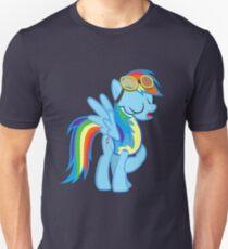 Rainbow Dash - Wonderbolt Unisex T-Shirt