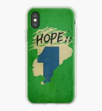 Hope!! (time machine) iPhone Case