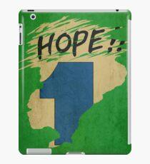 Hoffnung!! (Zeitmaschine) iPad-Hülle & Skin
