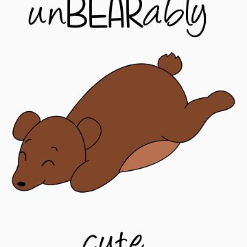 unBEARably cute ^.^ [Apparel] von charsheee