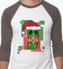 Minecraft Christmas Creeper  T-Shirt